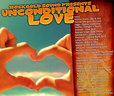 ROCKGOLD SOUND UNCONDITIONAL LOVE REGGAE LOVERS ROCK MIX CD