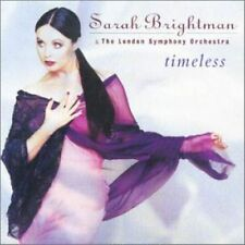 Sarah Brightman Timeless CD 14 Track Featuring London Symphony Orchestra