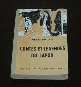 Contes et Légendes du Japon - Nathan - 1955