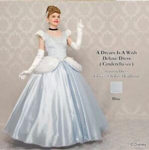 Disney Deluxe Cinderella Cosplay Dress ladies secret honey Japan .