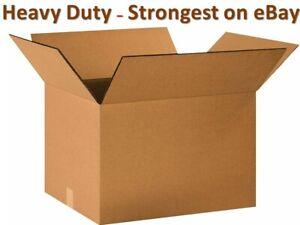 Mailing Shipping Box 300 x 300 x 300mm  / 405 x 300 x 330mm Brown | Heavy DUTY