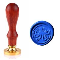 Octopus Seal Wax Seal Classic Sealing Wood Stamp Initial Seal Stamp For Wedding