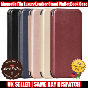 Magnetic Flip Luxury Leather Stand Wallet Book Case iPhone 7 Plus / 8 Plus