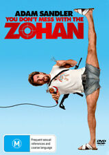 You Don't Mess with the Zohan (DVD, 2019)