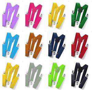 Kinderhosenträger Kinder Hosenträger Anzug Hose Y-Form 1,5 - 5 Jahre