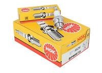 Box Of 10 GENUINE NGK Spark Plugs BPMR7A Fits Many HUSQVARNA Chainsaws