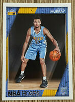 2017-18 Panini NBA Hoops Jamal Murray Rookie RC 🏀 #267 Denver Nuggets