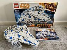 Lego Star Wars: halcón Milenario de Kessel ejecutar (75212)