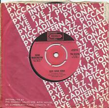 Geno Washington:Que sera sera/All I need:UK Piccadilly:Northern Soul