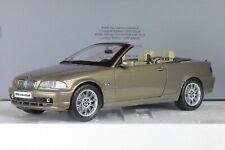 BMW Série 3 E46 Cabrio Individual 1/18ème KYOSHO édition limitée ULTRA-RARE!