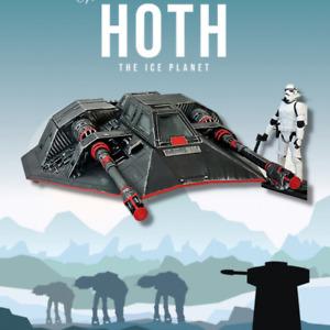 Star Wars Black Series Hoth Snowspeeder Captured Fallen Order Clone wars Custom