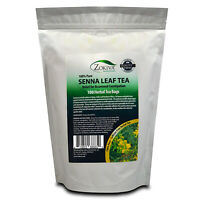 Senna Tea 100 Bags 100% Natural Herbal Laxative/Cleanser