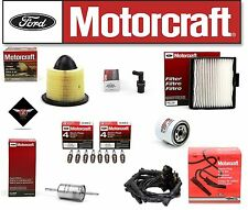 Motorcraft Tune Up Kit 1999 Ford F-150 4.6L Spark Plug Wire Set WR5934 SP432