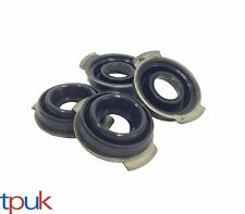 FORD MONDEO INJECTOR SEALS 2.0 2.2 2000 - 2007 SET OF 4 MK3 TDDi Di TDCi