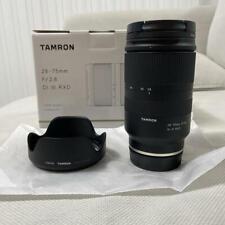 TAMRON 2875 F2.8 Di RXD (A036SE)