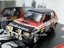 TALBOT SAMBA 1983 RALLY CAR DEFOUR-CHENEZ 1/43RD NO100 DECAL ISSUE K8967Q (=)