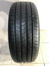 High Tread Used Tire (1) 235/55R17 Pirelli Cinturato Strada AS.