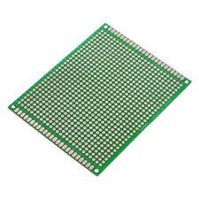 4x doppio-lato prototipo FR-4 PCB universale Printed Circuit Board Stripboard HK