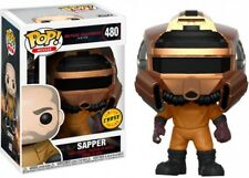 Blade Runner 2049 POP! Movies Sapper Vinyl Figure #480 [Helmeted Chase Version]