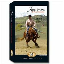 Spins & Shoulder Control by Josh Lyons - DVD - Horse Training