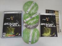 SPLINTER CELL TOM CLANCY´S 3 MISIONES ADICIONALES - JUEGO PC CD-ROM ESPAÑOL - AM