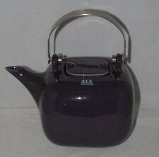 ASA Selection Porcelain 8 Cup Teapot Tea Pot Chai Collection PURPLE