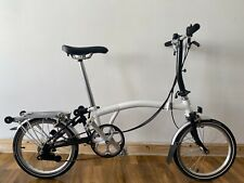 Brompton S6R Folding Bike WORLDWIDE POSTAGE!!