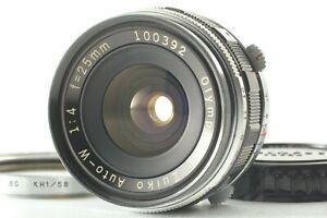 [MINT] Olympus E.Zuiko Auto-W 25mm F/4 MF Lens For PEN F FT FV From JAPAN