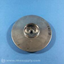 "Goulds Pump 2L45 Impeller, 4.44"" Diameter FNOB"