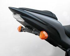GSX-S1000 TARGA Fender Eliminator Tail Kit Stock Signals + LED Tag + Fill Panel