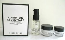Bobbi Brown Carry-On Essentials Skincare Set: Cleansing Oil, Face & Eye Creams