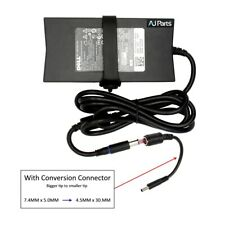 Genuine 130W Dell XPS 15 9570 Adaptor 19.5V 6.7A Charger 4.5mm X 3.0mm PSU UK