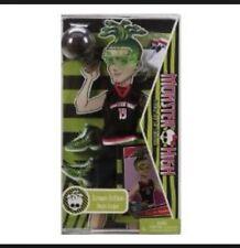 Monster High Doll - Scream Uniform Fear Squad Deuce Gorgon Cheer - New In Box