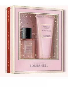 Victoria Secret BOMBSHELL Mist & Body Lotion Perfume GIFT SET - NEW IN BOX