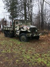 New Listing1952 Gmc Xm211 Deuce and 1/2 6 x 6
