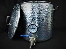 33ltr stainless steel Mash tun (beer brewing, mashing equipment,)