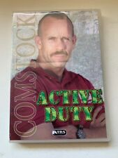 Dale Comstock: Active Duty