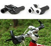 Montaña para bicicleta Ciclismo Lock-On Manillar Mano extremo de la barra Grips