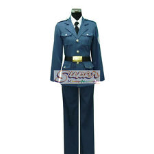 APH Hetalia: Axis Powers Lithuania Toris Uniform COS Clothing Cosplay Costume