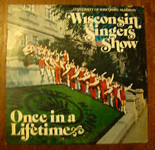 University of Wisconsin-Madison Singers Show on Audio Limited ALR7401 circa 1975