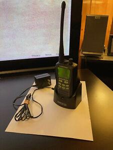West Marine Subersible VHF200 Two-Way Radio - NEEDS FRESH BATTERY