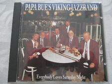 Papa Bue's Viking Jazzband - Everybody Loves Saturday Night - CD