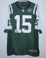 New York Jets NFL shirt jersey #15 Tebon Nike Size S
