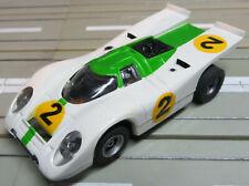 Faller Aurora - AFX Porsche 917 ~ En Sofortkauf + 2 Neuf Frotteur / Pneus