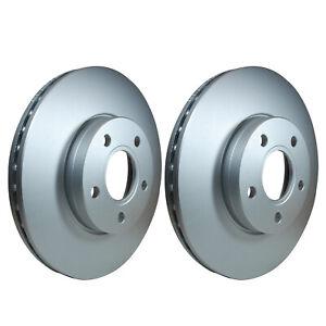 Front Brake Discs 278mm 54412PRO fits Volvo V50 545 2.4 T5 2.0 D T5 AWD 2.4 D5