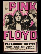 Pink Floyd Retro Vintage Replica Print Rock n Roll MUSIC 18X24 POSTER