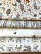 SALE - Doodle Days - Bundle - 100% cotton 4 x Half Metre pieces- 50 x 110 cms