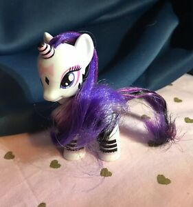 """My Little Pony G4 """"RARITY"""" Pony Mania Collection (Toys R Us Exclusive) 3"""""""
