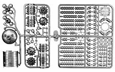 ONE SPRUE of CHEMICAL PLANT - PIPES and FITTINGS (Tehnolog, hard plastic)
