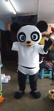 Pando Baby Panda Mascot Costume Character Cosplay Party Birthday